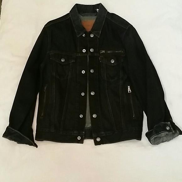 Levi's Jackets & Blazers - Dark Denim Jean Jacket Levi
